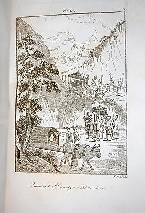 China, o Descrizione storica geografica e letteraria di quel vasto impero, giusta documenti chinesi...