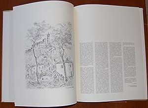 Michele Cascella. Copia numerata con litografia a colori con firma autografa dell'autore fuori...