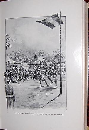 De la Cote d'Ivoire au Soudan et a la Guinée par le Capitaine D'Ollone de l'...