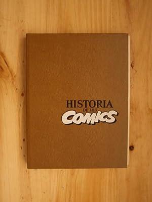 HISTORIA DE LOS COMICS: JAVIER COMA