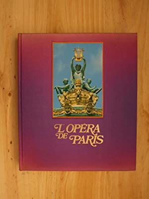 L´OPERA DE PARIS: OLIVIER MERLIN