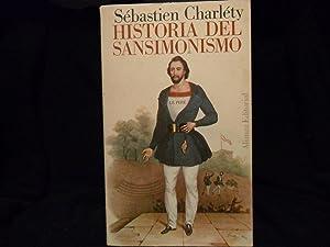 HISTORIA DEL SANSIMONISMO: SEBASTIEN CHARLÉTY