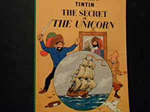 THE AVENTURES OF TINTIN . THE SECRET: HERGE