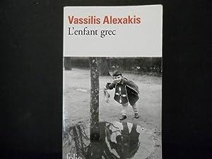 L´ENFANT GREC: VASSILIS ALEXAKIS