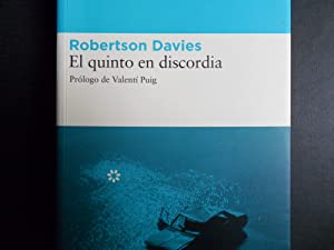 EL QUINTO EN DISCORDIA: ROBERTSON DAVIES