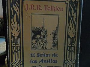 El señor de los anillos: J.R.R. TOLKIEN.
