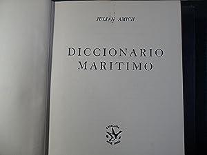 DICCIONARIO MARITIMO: JULIAN AMICH