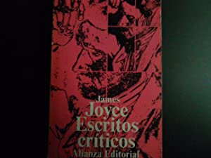 ESCRITOS CRÍTICOS: JAMES JOYCE