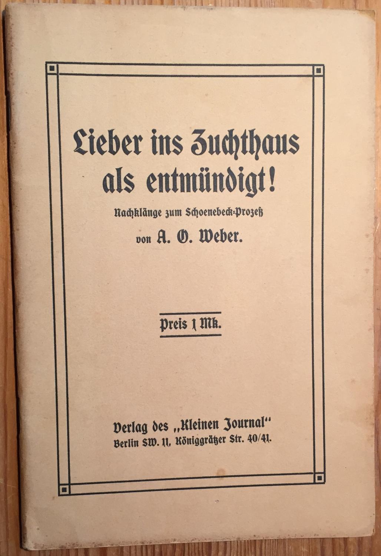 schoenebeck - ZVAB