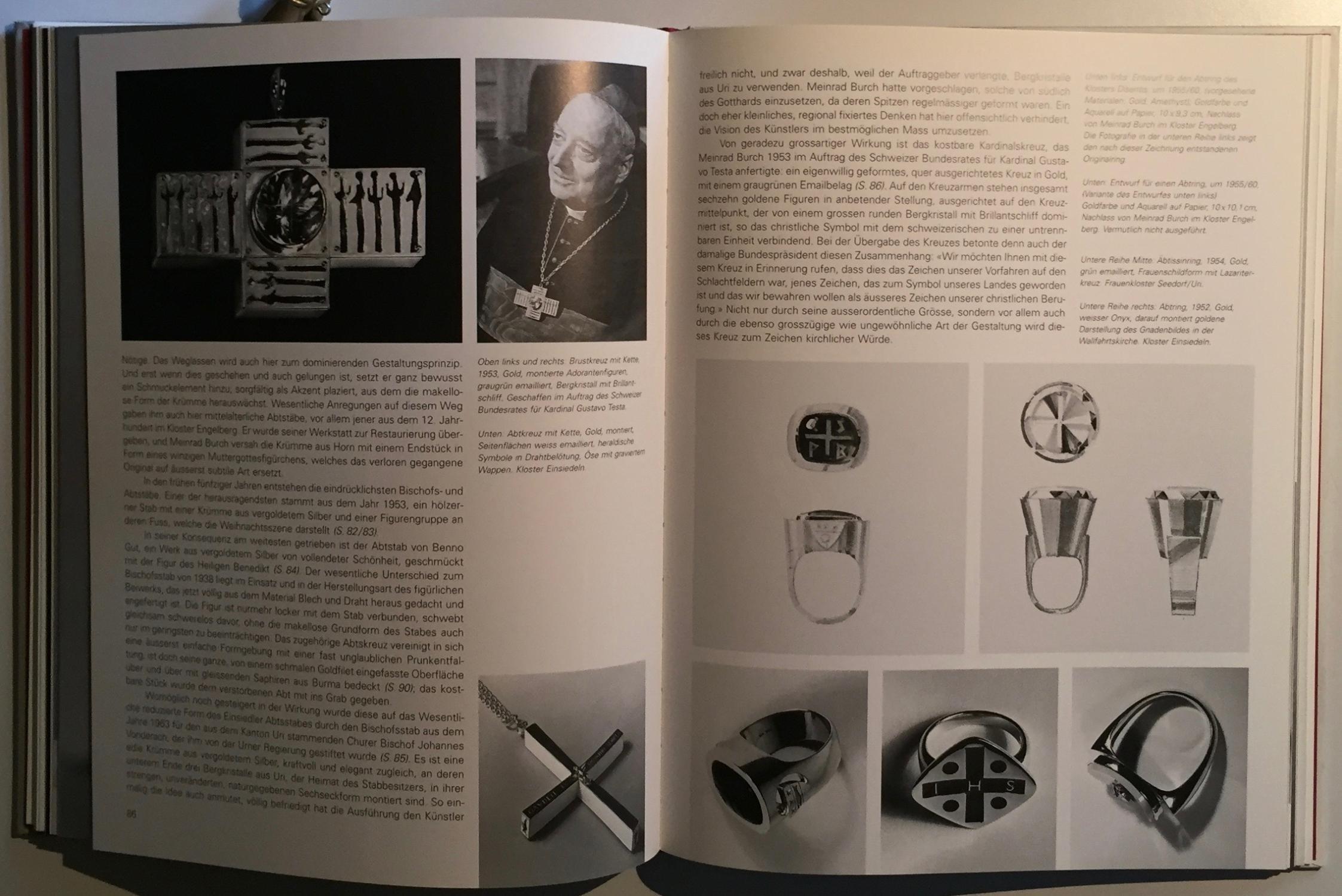 Bücher Alte Berufe Der Goldschmied Meinrad Burch-korrodi 1897-1978 Aufbruch Zur Neuen Form