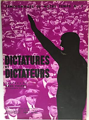 Dictatures et Dictateurs.