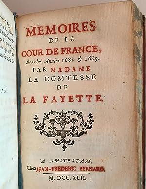 Histoire de Madame Henriette d' Angleterre. Première femme de Philippe de France. Duc d...