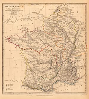 Ancient France or Gallia Transalpina. By T.: S. D. U.