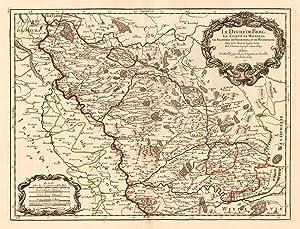Le Duché de Berg, le Comté de: Jaillot, Alexis-Hubert &