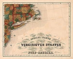 Special-Karte der Vereinigten Staaten von Nord-Amerika No: 8: Smith, J. Calvin