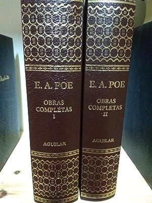 Poe Obras completas (dos tomos): Edgar Allan Poe