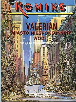 Komiks Fantastyka Valerian: Praca zbiorowa