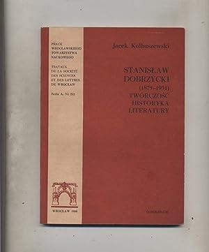 Stanislaw Dobrzycki (1875-1931): Kolbuszewski Jacek