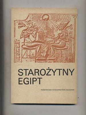Starozytny Egipt: Szczudlowska Albertyna red.