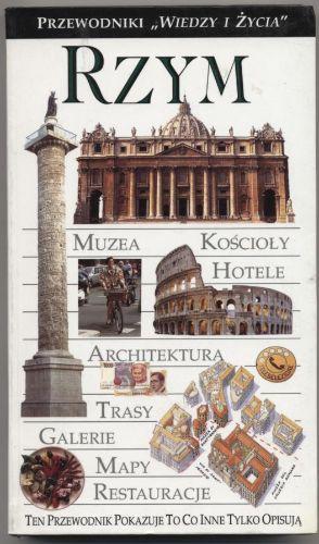 Rzym. Przewodniki Wiedzy I Zycia: Praca zbiorowa