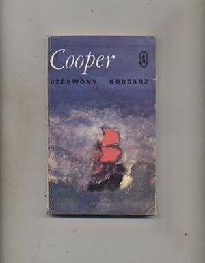 Czerwony Korsarz: Cooper James Fenimore
