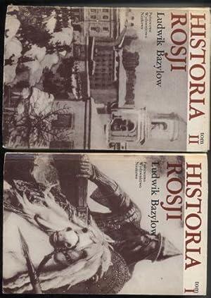 Historia Rosji T.1-2: Bazylow Ludwik