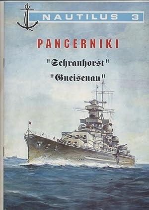 Pancerniki Schranhorst Gneisenau: Trojca Halina i