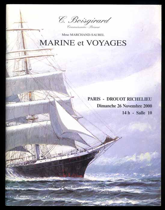 Katalog Aukcyjny Boisgirard Vente Marine Paris Drouot Richelieu