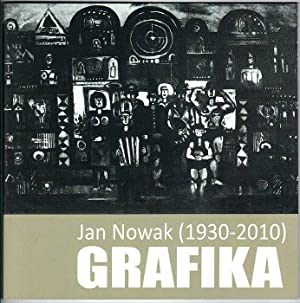 Jan Nowak (1930-2010). Grafika.