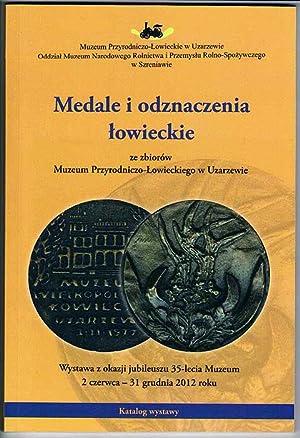 Medale i odznaczenia lowieckie ze zbiorow Muzeum