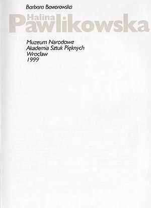 Halina Pawlikowska.: Baworowska Barbara: