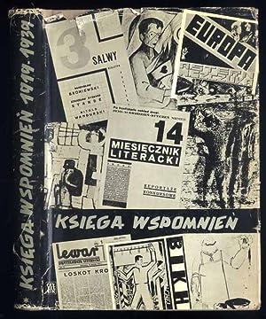 Ksiega wspomnien 1919-1939.