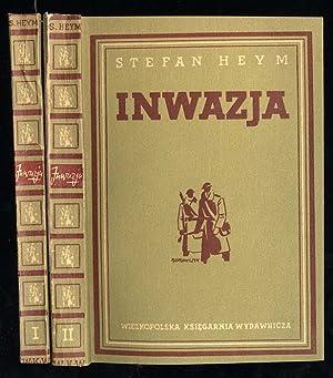 Inwazja. 2t. w 2 vol./The crusaders.: Heym Stefan: