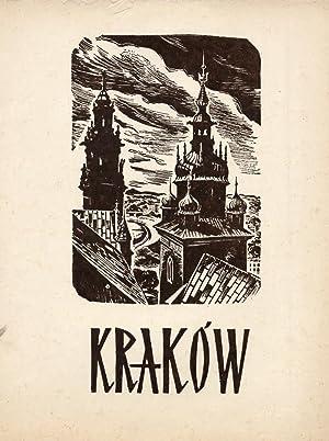 Krakow 10 drzeworytow St. Raczynskiego: Stanislaw Raczynski