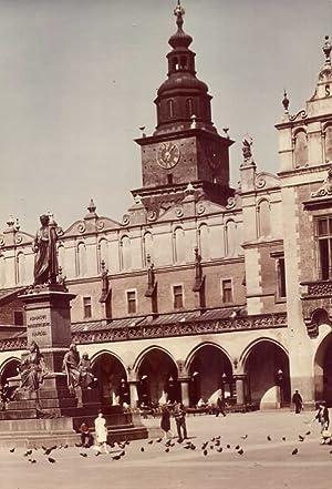 Krakow pomnik Adama Mickiewicza 26-3044 [.]: Tadeusz Bilinski