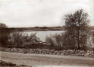 "Kl. 118 Tempelburg Partie a. Dratzigsee"" [Jezioro"