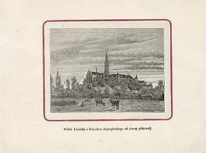 2.] Widok Kosciola i Klasztoru Jasnogorskiego od: Julian Schübeler (Drzeworytnia