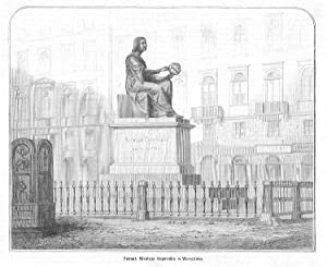 Pomnik Mikolaja Kopernika w Warszawie.: Julian Schübeler