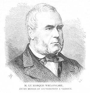 M. LE MARQUIS WIELOPOLSKI, ANCIEN MEMBRE DU: Monogramista L. C.