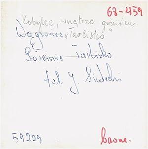 "Kobylec, wnetrze goscinca ""Tarlisko"" [.] fot. J. Siudecki 59229 barwne 68-459"": Jan ..."