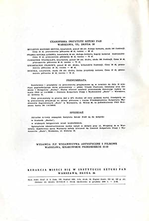 Biuletyn Historii Sztuki. R. 26 (1964). Nr 4.