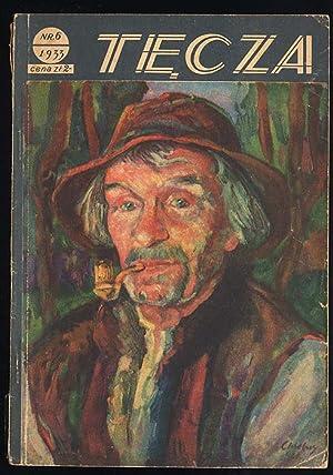 Tecza. R.7 (1933) nr 6.