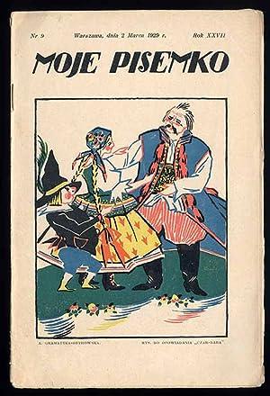 Moje Pisemko. R.27 (2 III 1929) nr