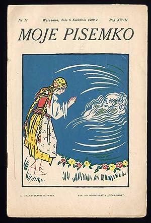 Moje Pisemko. R.27 (6 IV 1929) nr