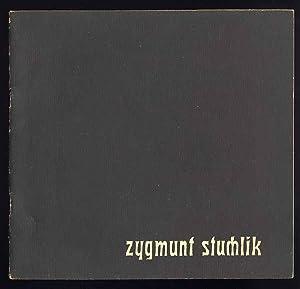 Zygmunt Stuchlik. Wystawa jednego obrazu, styczen - luty 1968. Klub Zwiazkow i Stowarzyszen ...
