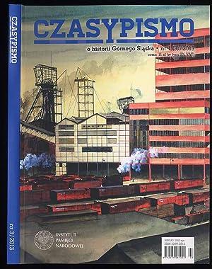 CzasyPismo. O historii Gornego Slaska. Nr 1(3)
