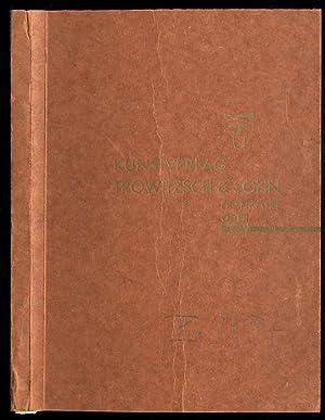 Kunstverlag Trowitzsch & Sohn. Frankfurt/ Oder. Farbige Kunstblätter. Láminas ...