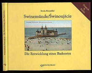 See- und Solbad Swinemünde. Kapielisko morskie i: Rosenthal Erwin, Plucinski