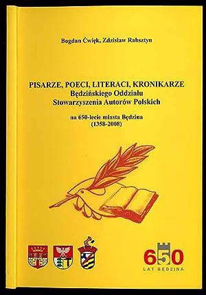 Pisarze, poeci, literaci, kronikarze Bedzinskiego Oddzialu Stowarzyszenia: Cwiek Bogdan, Rabsztyn