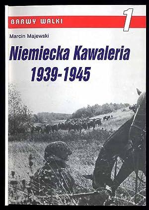 Niemiecka kawaleria 1939-1945.: Majewski Marcin: